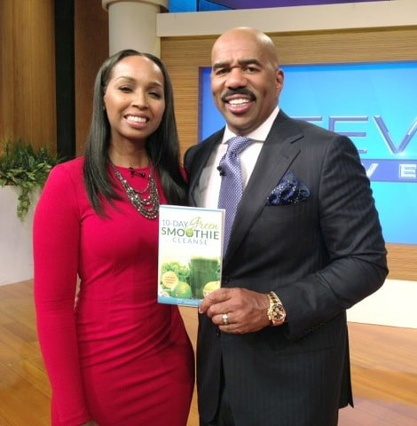 jj smith with steve harvey