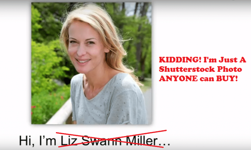 liz swann miller red smoothie detox factor scam author does not exist