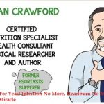 same author bio in four other scams psoriasis revolution scam