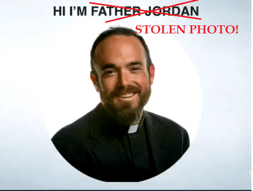 father jordan stolen photo 60 day fix scam