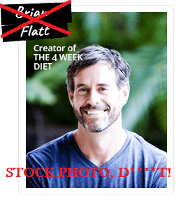 brian flatt stock photo the 4 week diet