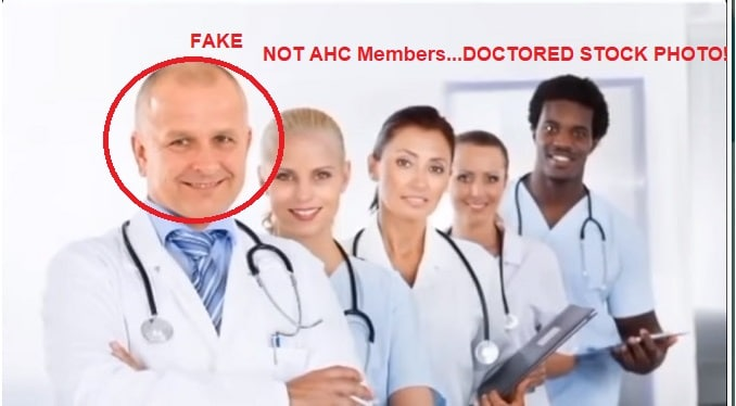 american health collective fake members natural wonders scam