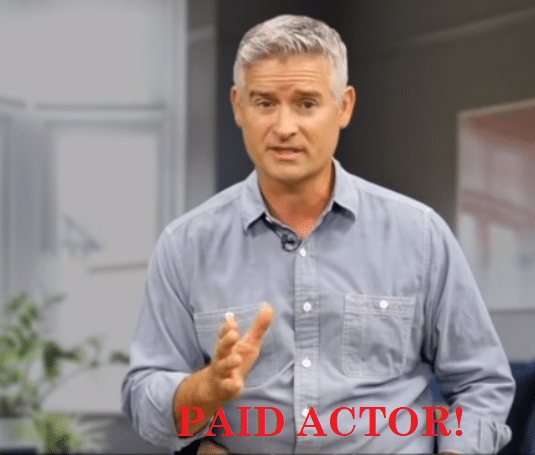 todd carson paid actor tonaki tinnitus scam