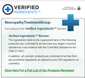 verified ingredients nerve renew review