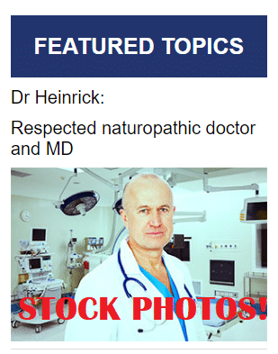 dr heinrick stock photo lean belly review