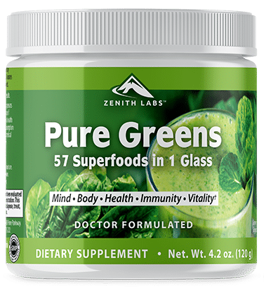 puregreens bulletproof immune system protocol review