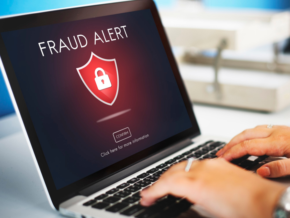 how to protect yourself from online fraud